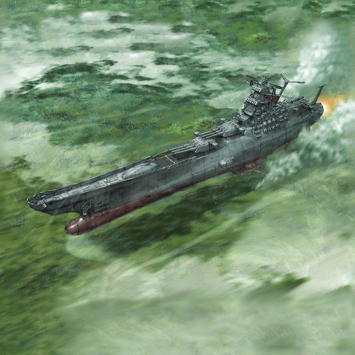 Space Battleship Yamato 2199 / Uchū Senkan Yamato 2199
