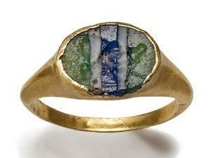 Bague romaine antique