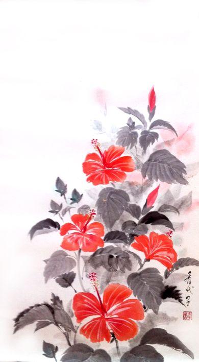 también utilizar con arcilla polimérica y cerámica approx. 5.08 cm Hibiscus Flor Sello De Jabón 2 in