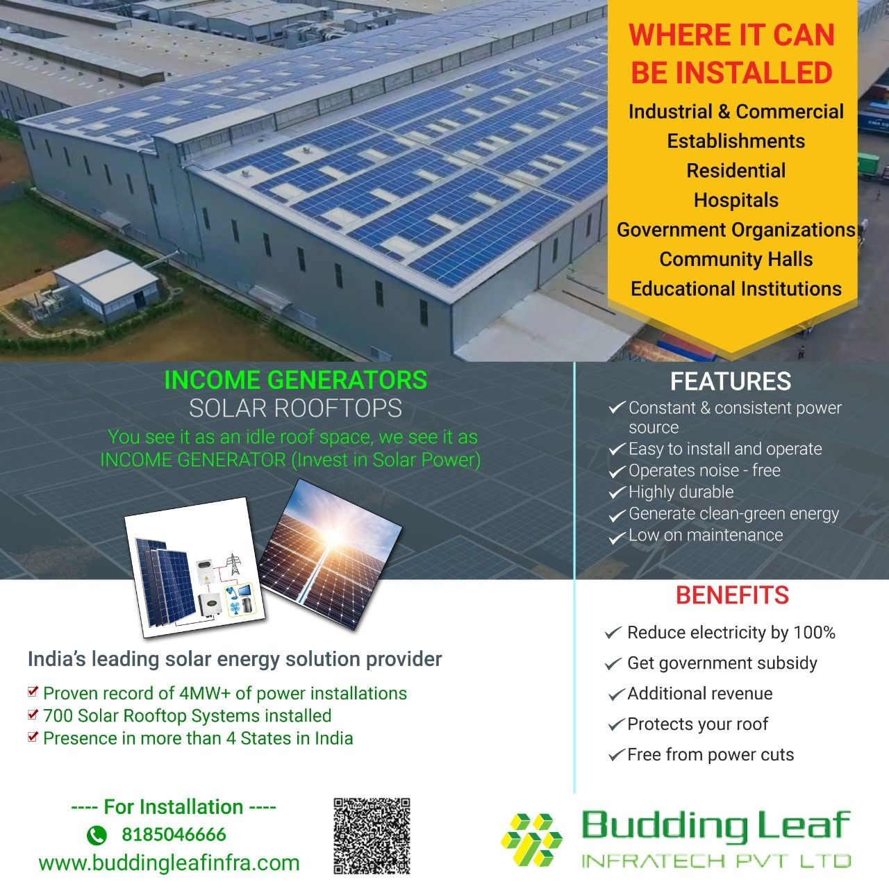 Rooftop Solar Panels In 2020 Solar Solar Panels Residential Solar