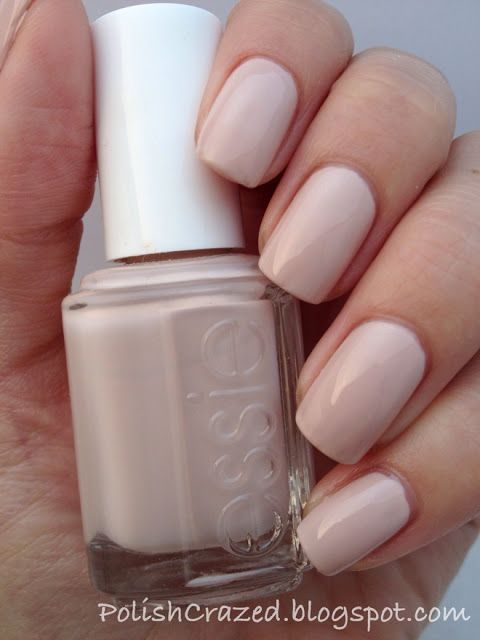 Topless and Barefoot- Essie 1x $4 | Nail design | Pinterest ...