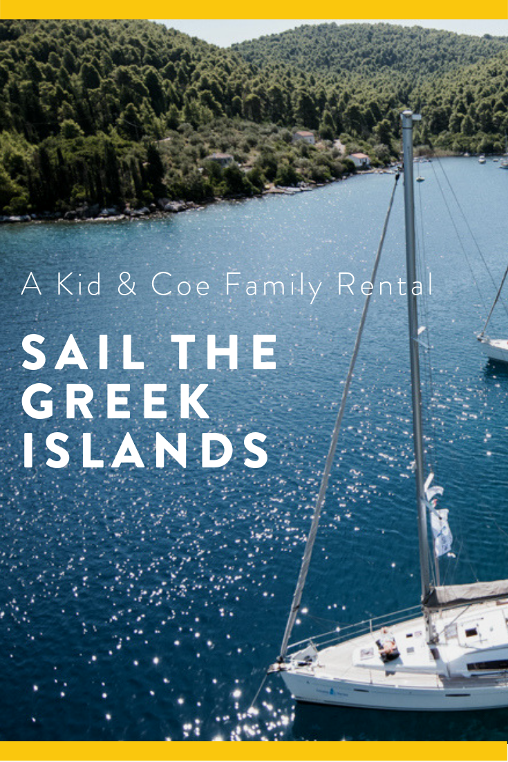 Take A Once In A Lifetime Family Trip To The Greek Islands