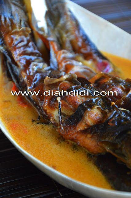 Diah Didi S Kitchen Resep Mangut Lele Asap Khas Yogya Resep Masakan Makanan Dan Minuman Resep Ikan