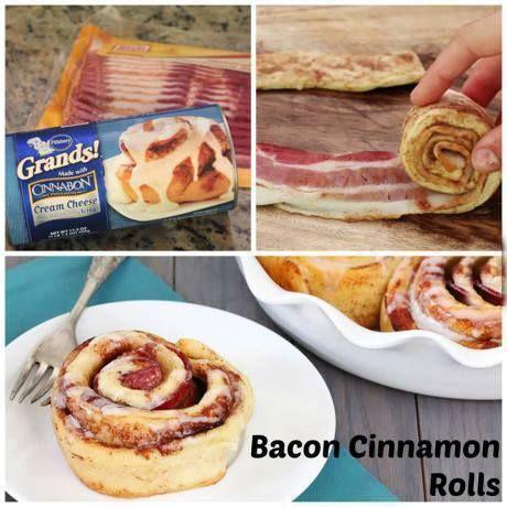 Bacon Cinnabuns