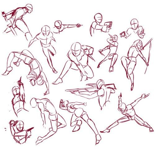 Pin By Matorawu D On Action Pose Anime Poses Reference Fighting Drawing Art Reference Poses