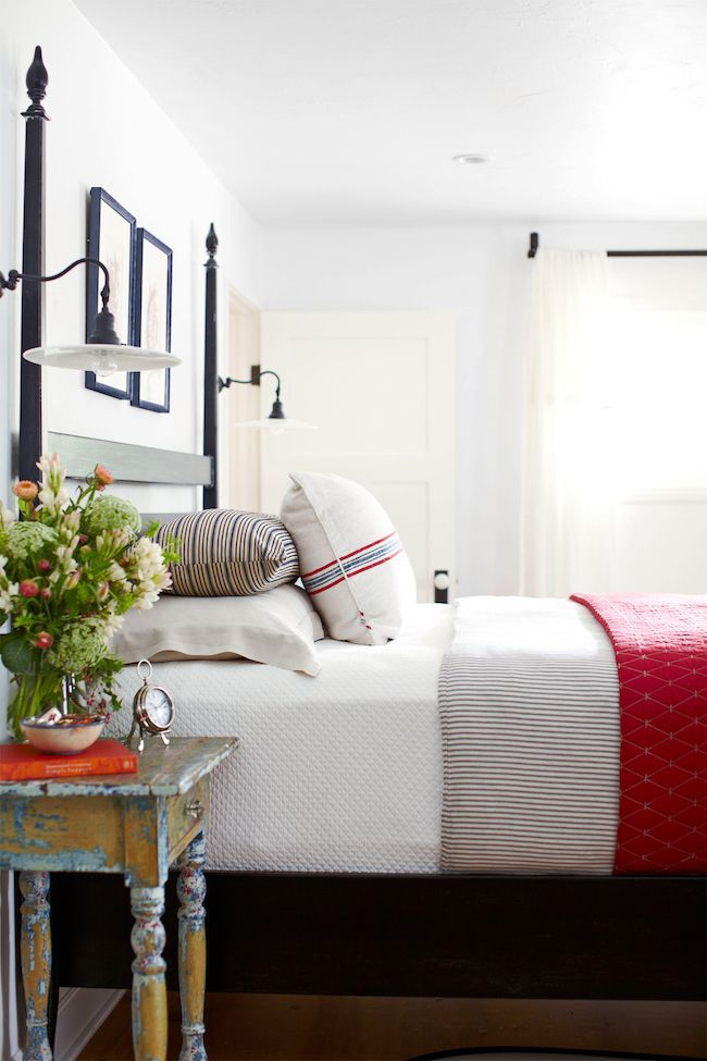 Bedroom Inspiration: Four Poster Beds