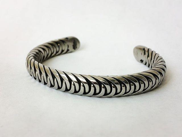 Stainless Weave Welder Bracelet Bracelets