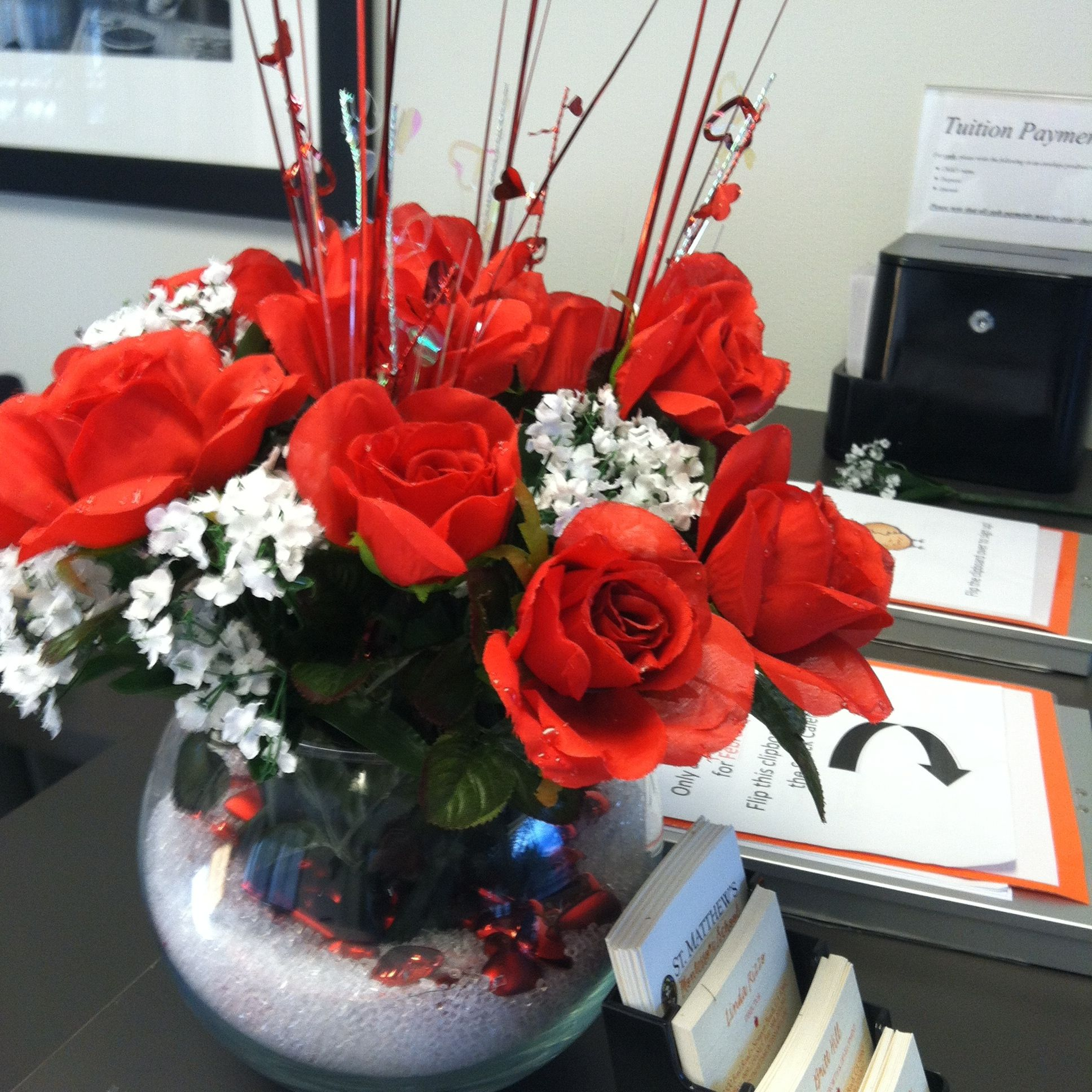 Valentine\'s day pen bouquet! I AM ADDICTED! FLOWER PENS! | Feeling ...