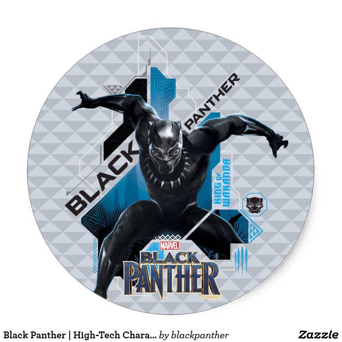 Black panther high tech character graphic blackpanther marvel comics marvelcomics