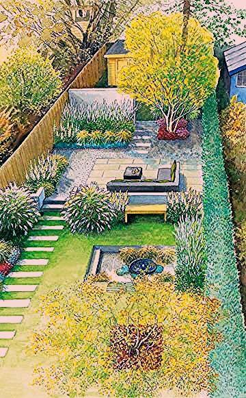 Photo of Ein Hausgarten in neuem Glanz