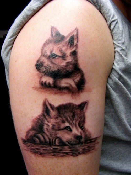 Wolf Cubs Tattoo Picture At Checkoutmyink Com With Images Cubs Tattoo Wolf Tattoos For Women Wolf Tattoo Design
