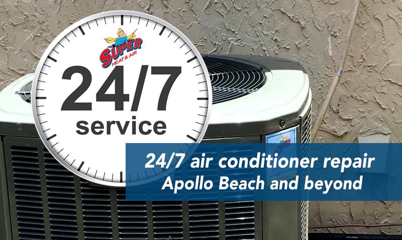 24 Hour AC Repair Apollo Beach Apollo beach, Ac repair
