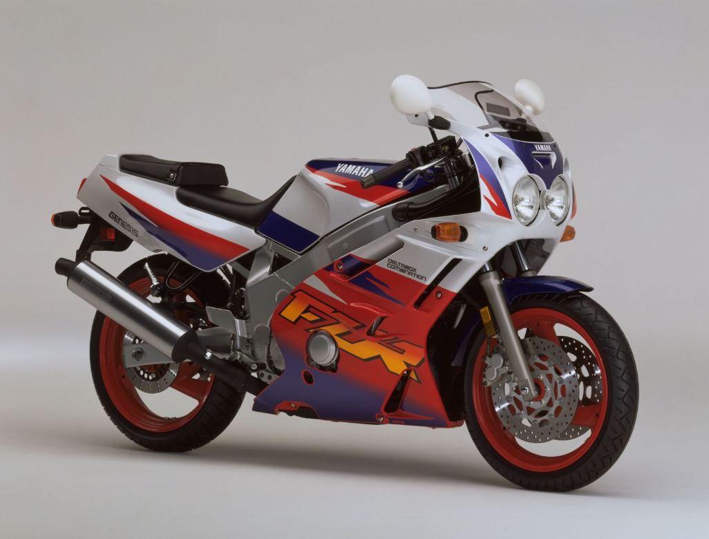 YAMAHA FZR 600 1996 YAMAHA YZR 600R / YZR 600