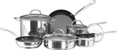 farberware stainless steel set Google Search Cookware