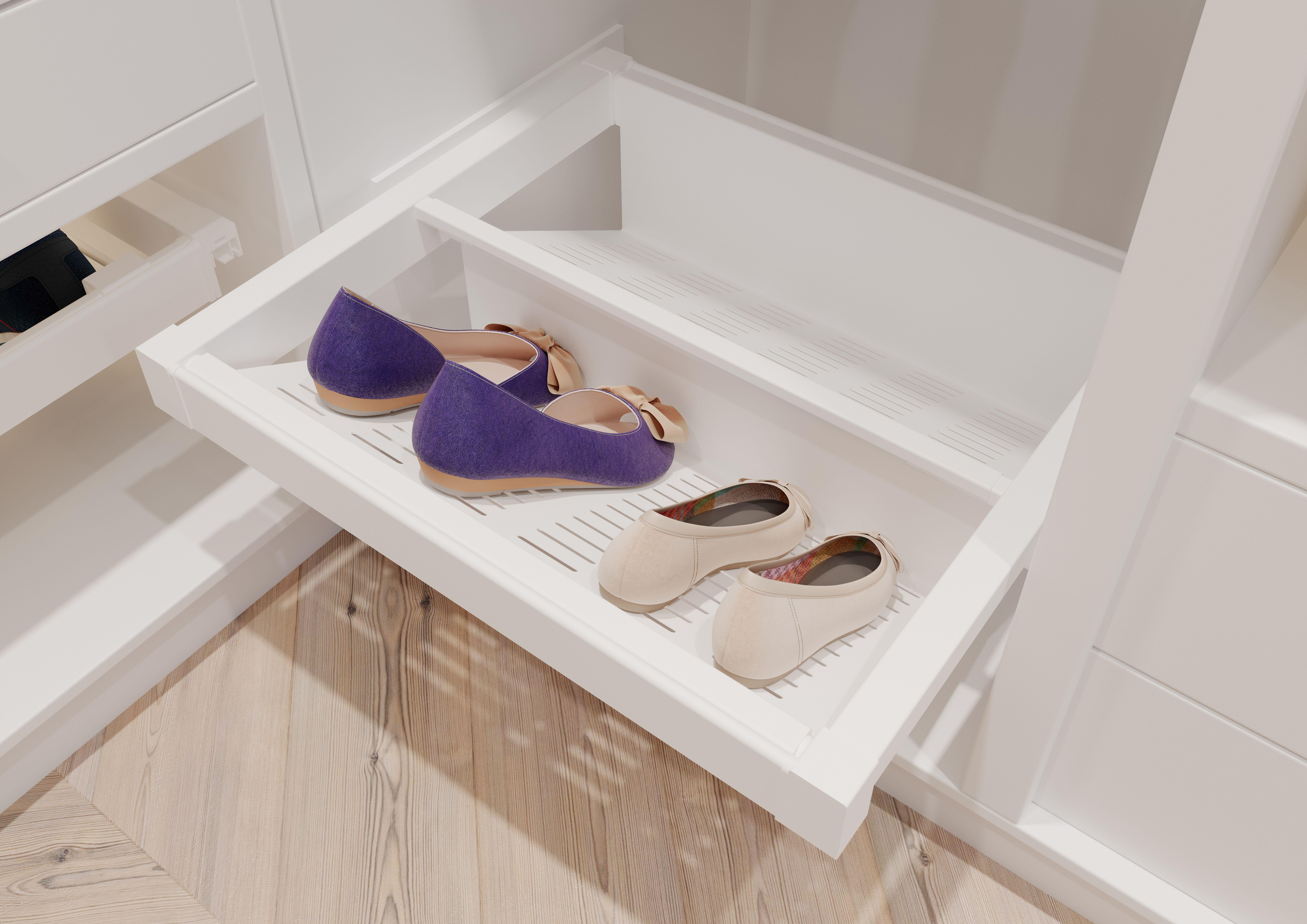 Metalowa Szuflada Na Obuwie Gtv Shoe Rack Home Shoes