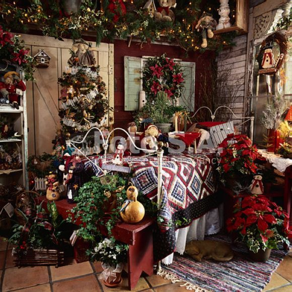 20 Christmas Bedroom Decoration Ideas Part 34