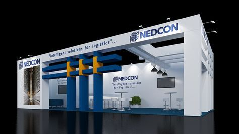 Modern Exhibition Stand Designs : Modern exhibition stand design for international trade fairs and