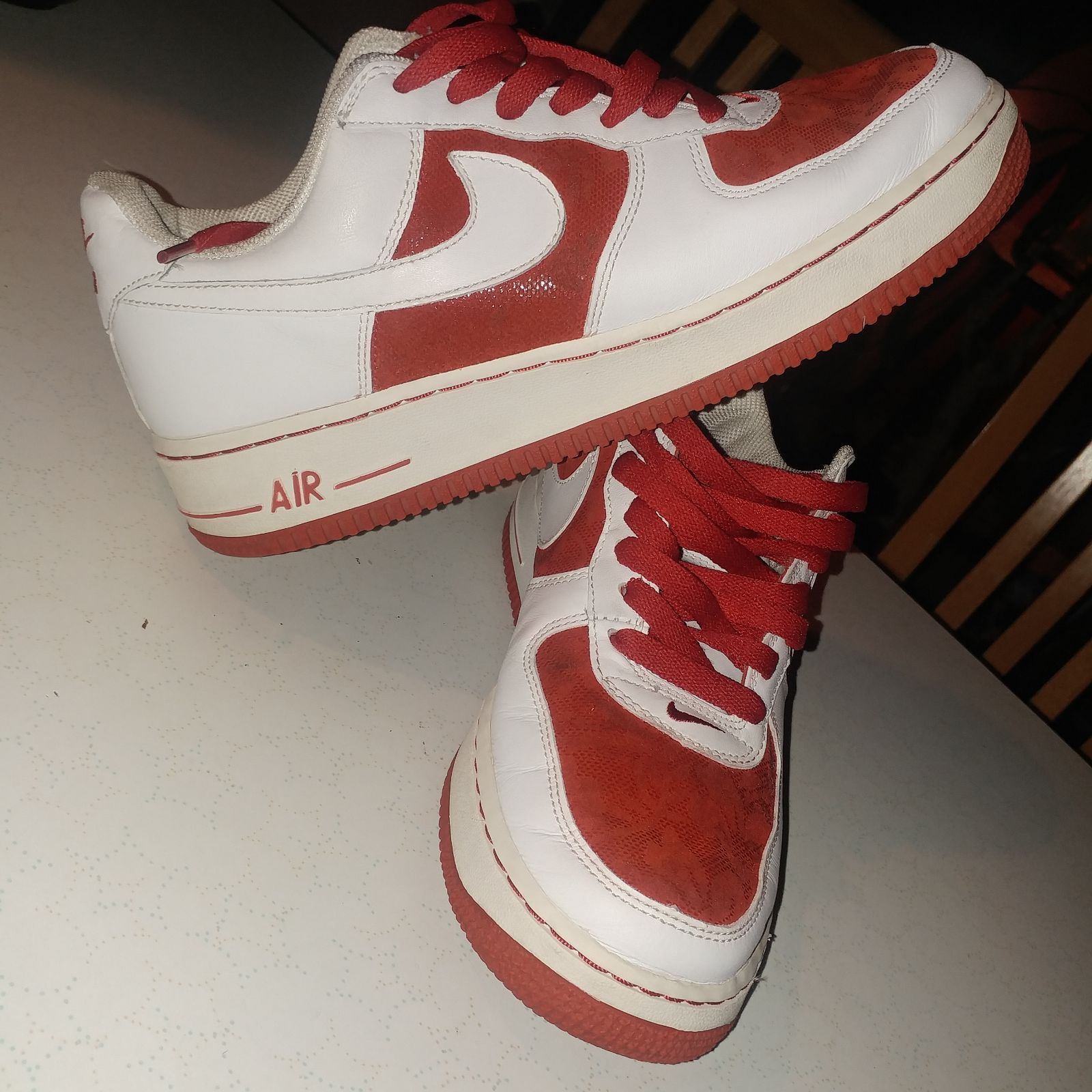 Some nice Air Force 1s just in time for school or just a