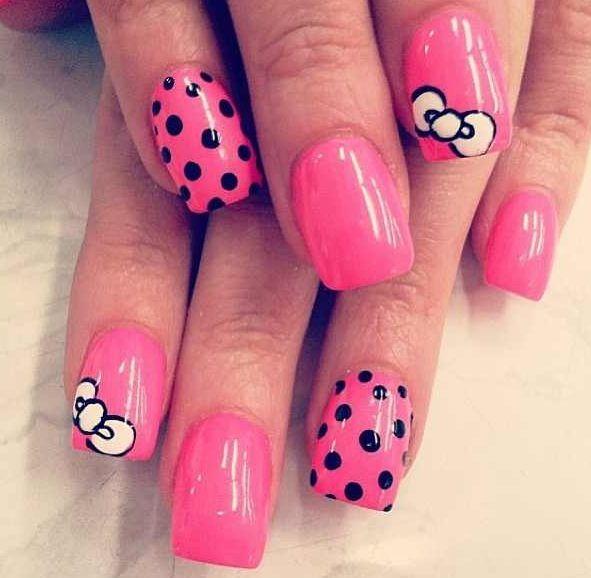 kitty nails hola