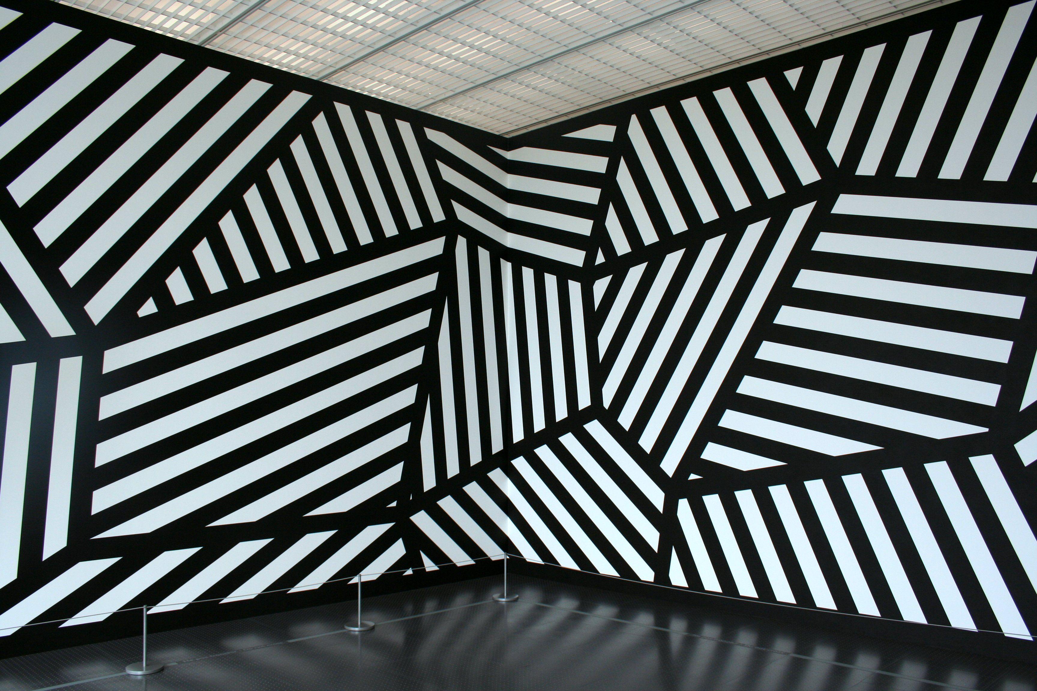 Sol lewitt pompidou metz 1342985369 art spaces for Sol lewitt art minimal