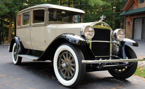20's wedding getaway car...1928 Pierce-Arrow Model 81 Five ...