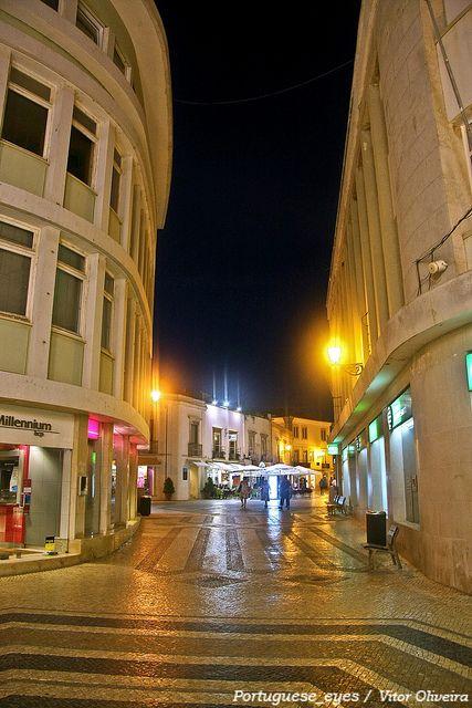 Baixa de Faro - Algarve - PORTUGAL