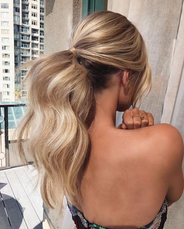 perfect ponytail Hairdo for long hair, Hair styles, Long