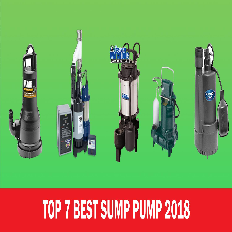 Top 7 Best Sump Pump (March, 2020)Updated | Sump pump ...