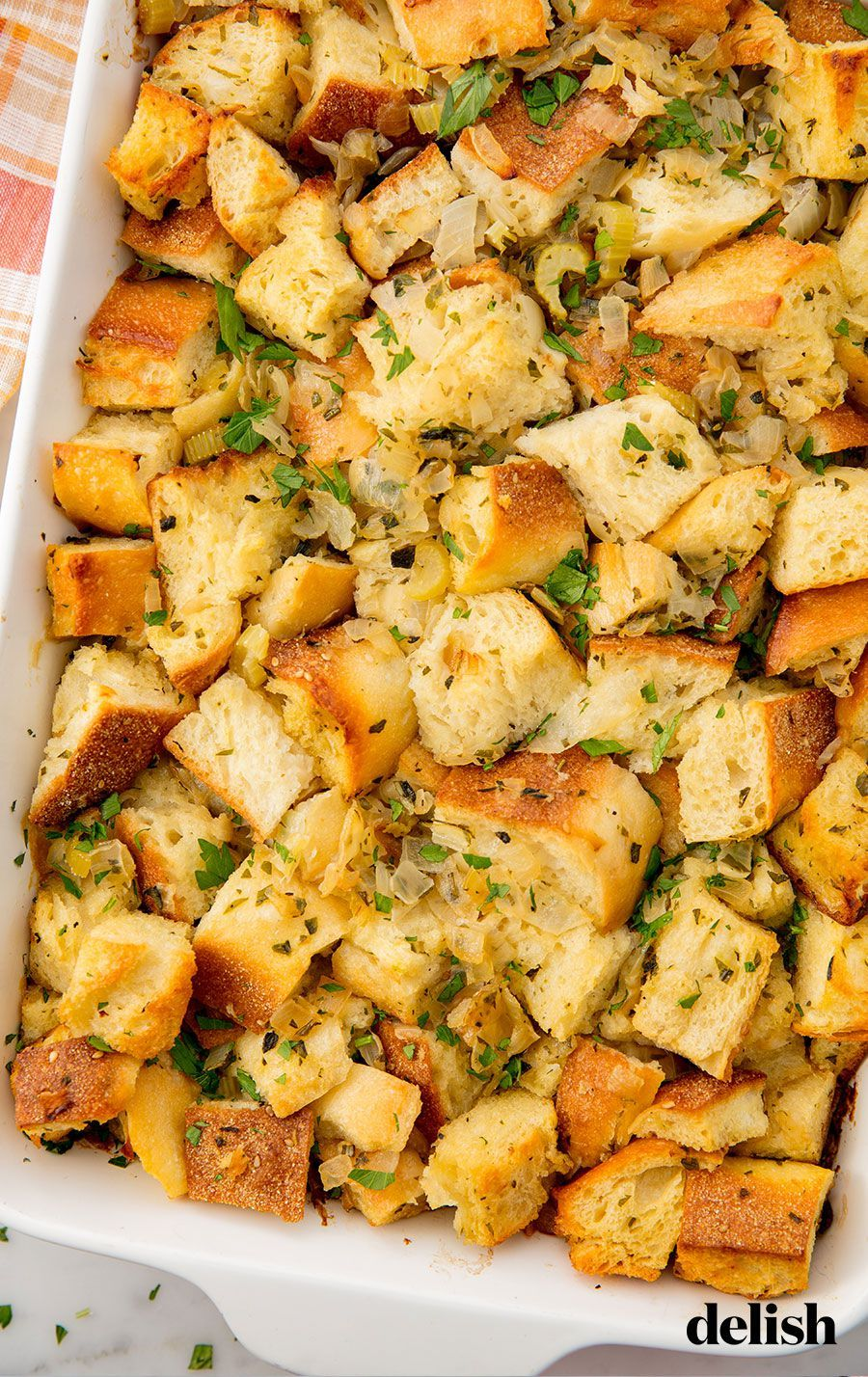 This Is The Only Stuffing Recipe You'll Ever Need