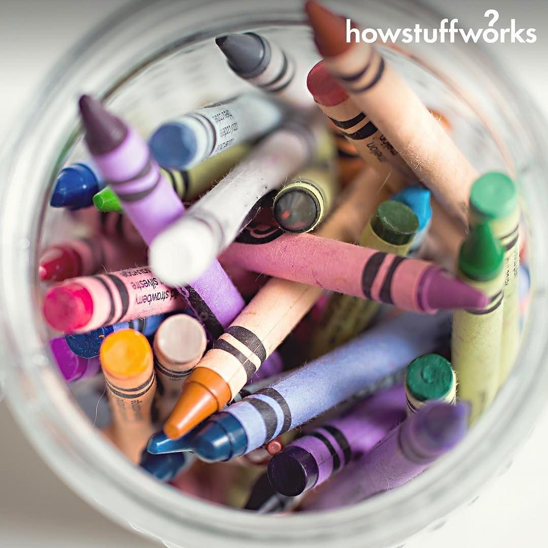 Happy National Crayola Crayon Day! On this date in history