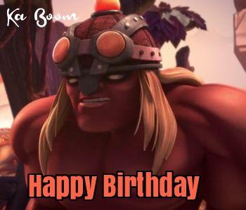 Skylanders ka boom birthday skylander birthday cards pinterest skylanders ka boom birthday bookmarktalkfo Choice Image