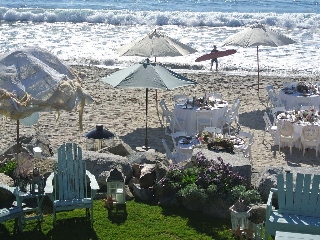Beach Wedding Venue Idea San Diego Beachfront RentalsVacation