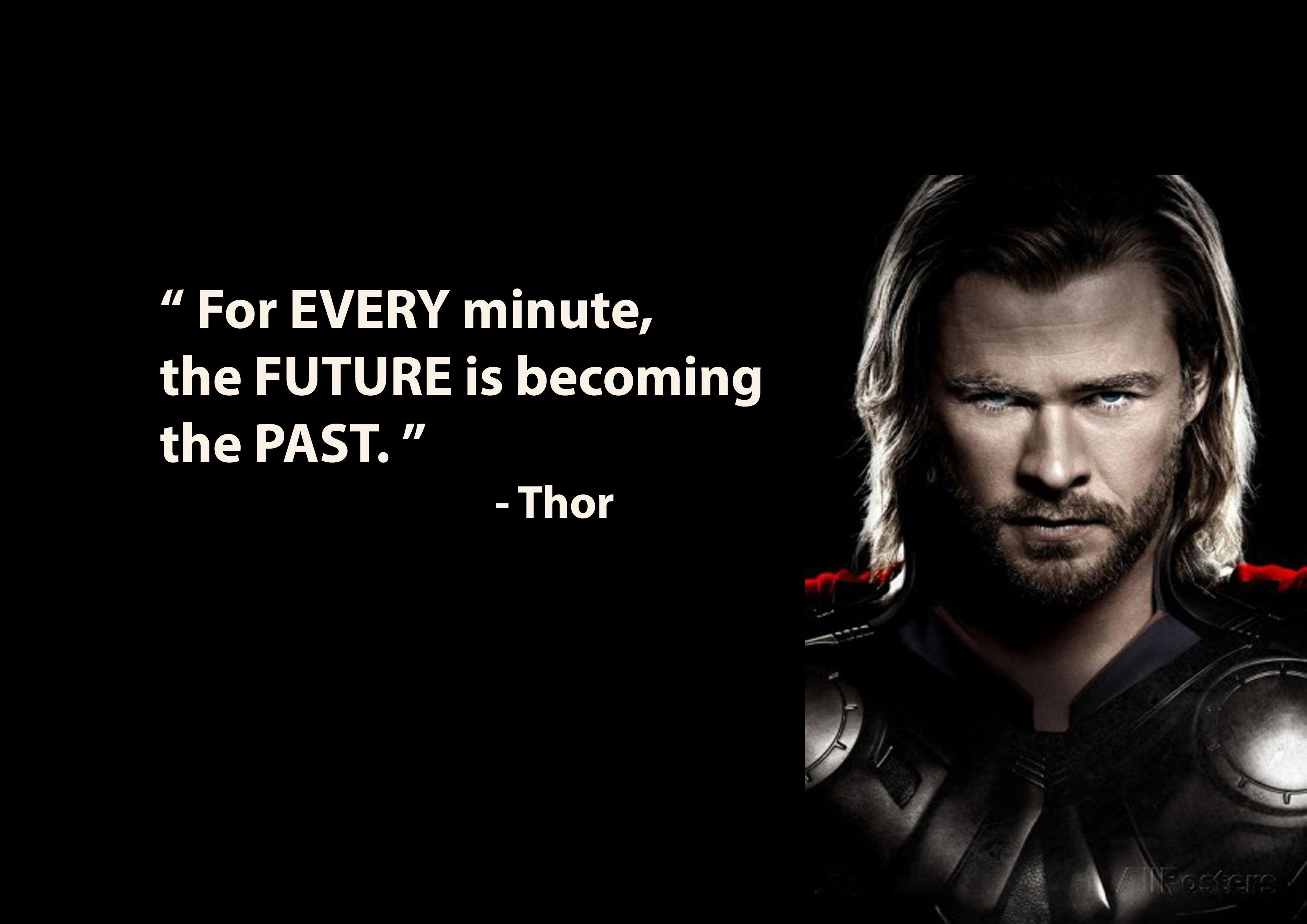 Pin by Lauren Stringer on Marvel Marvel quotes, Thor