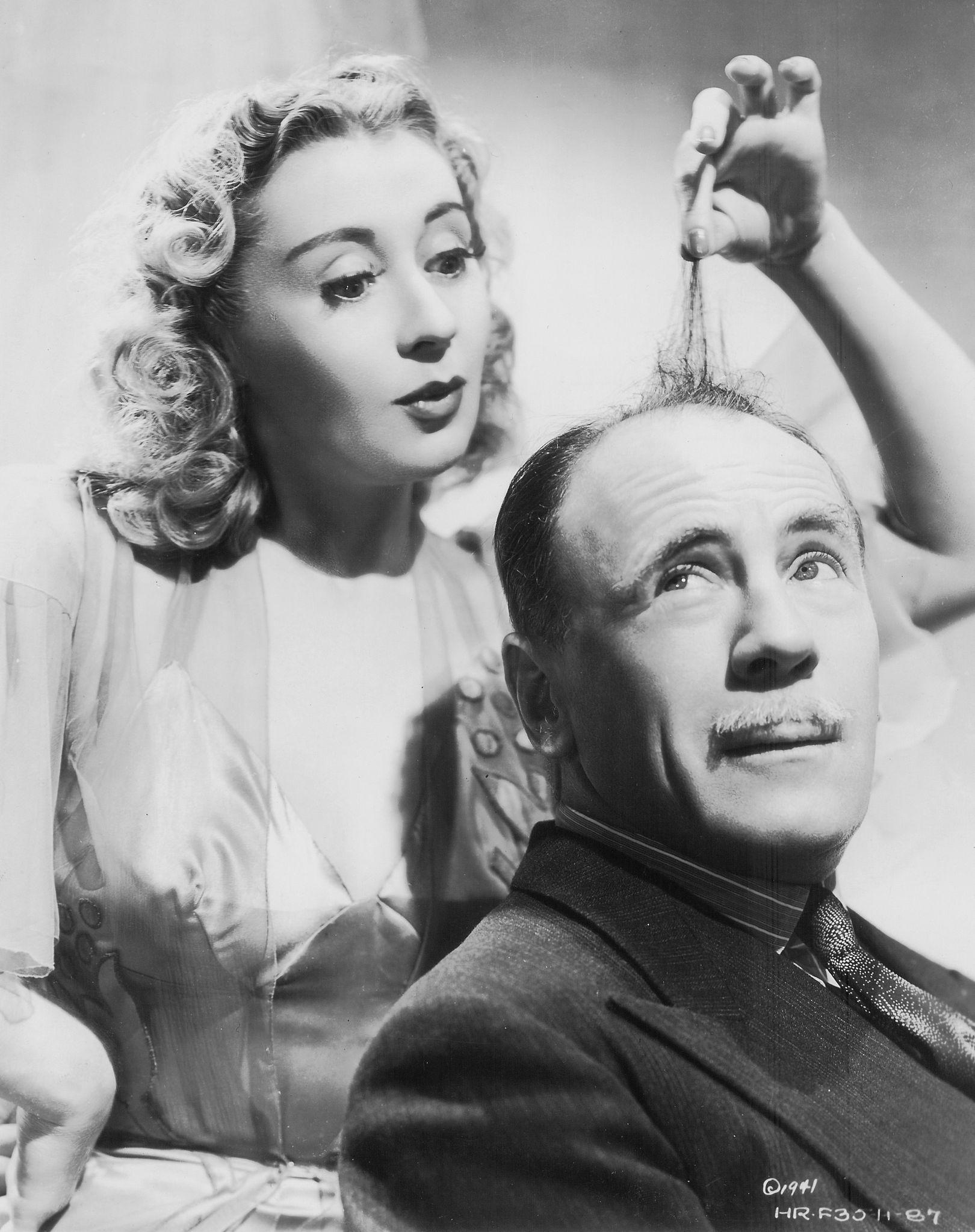 Joan Blondell Films: Topper Returns (1941)   Golden age of ...