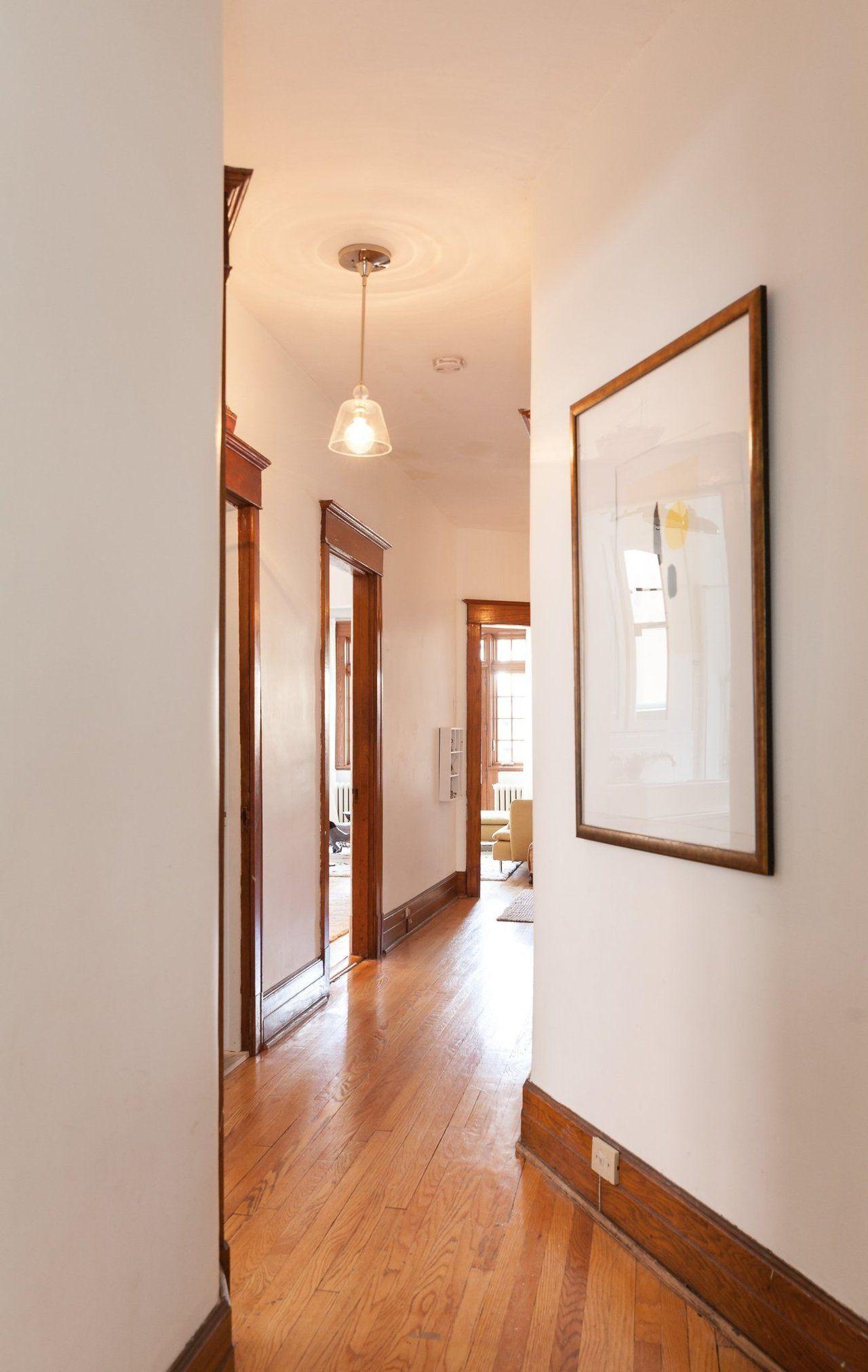 33++ Dark wood floors with light wood trim ideas