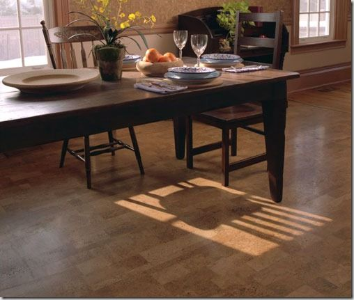 Kitchen Cork Flooring Ideas: Cork Flooring That Looks Like Hardwood