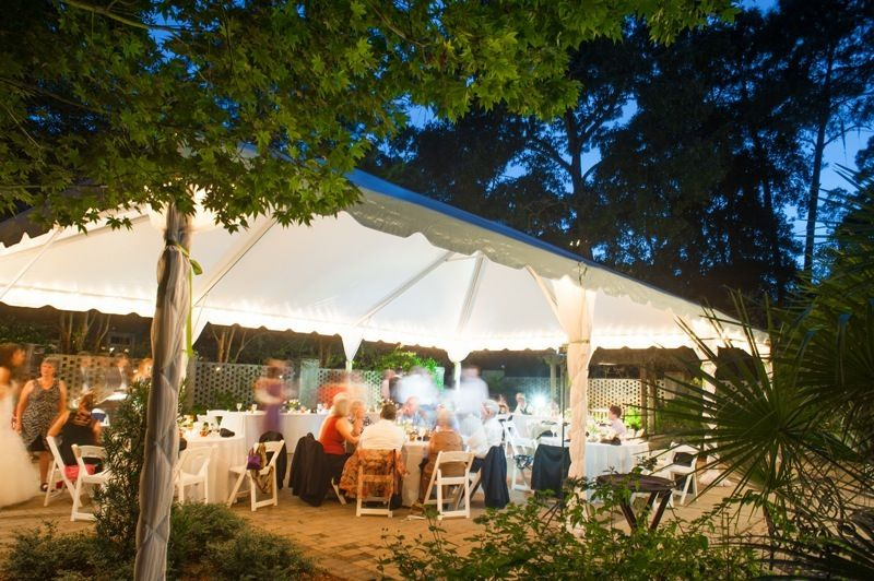 Austin's caters weddings at Brookgreen Gardens. If you are