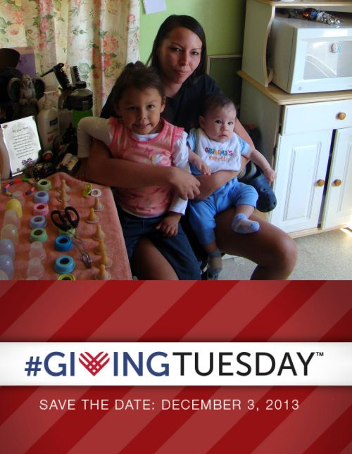 Double your impact on #GivingTuesday!
