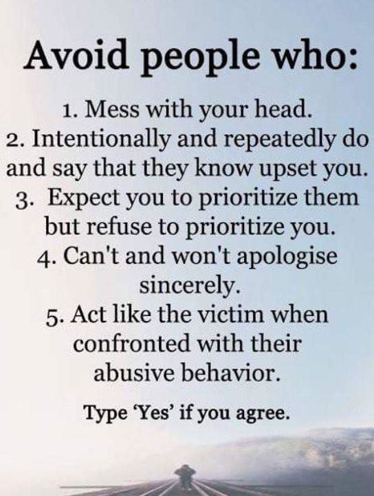 Inspirational Positive Quotes :Avoid people who mess with your head…