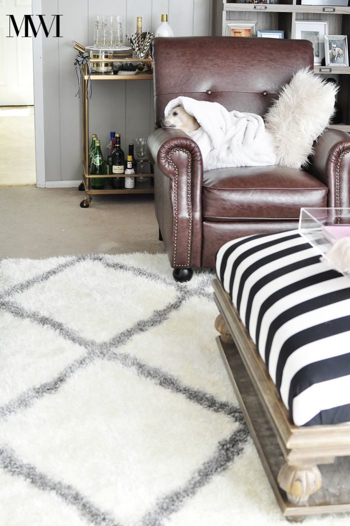 rugs usa moroccan diamond shag rug review | moroccan, shag rugs