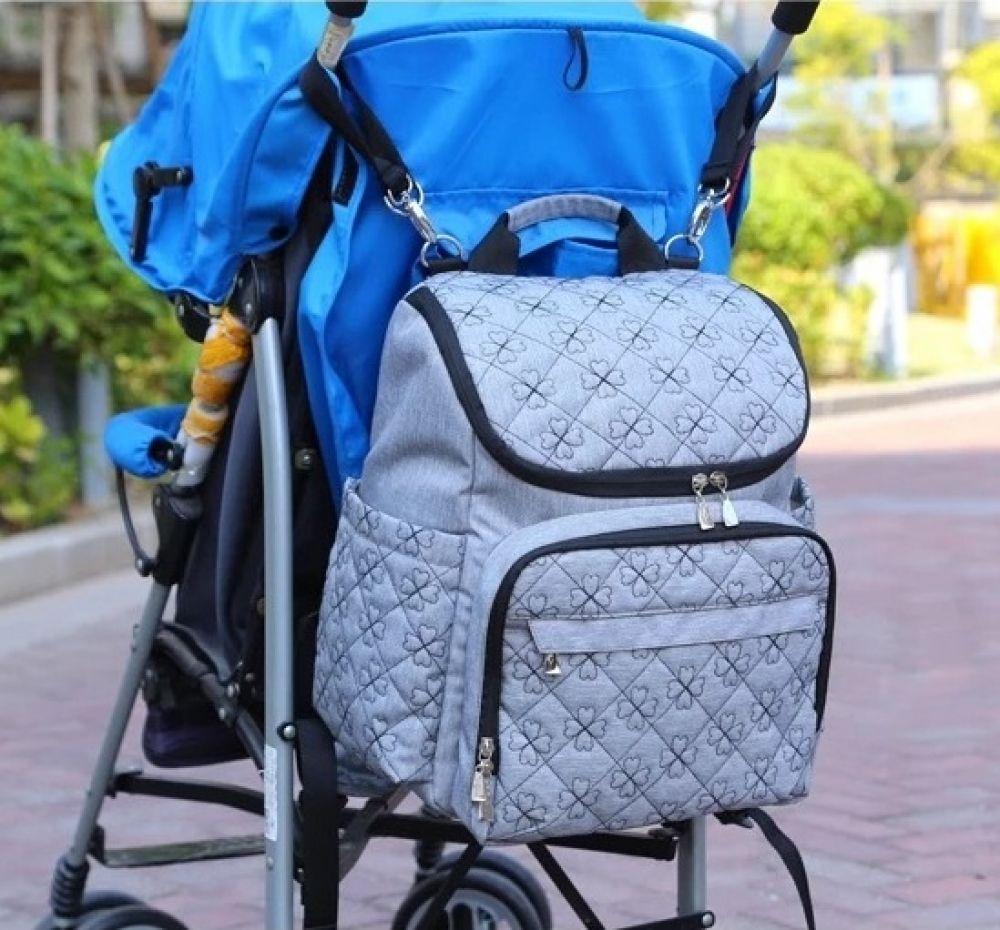 Nappy Organizer Stroller Backpack Fashionable Diaper Bags
