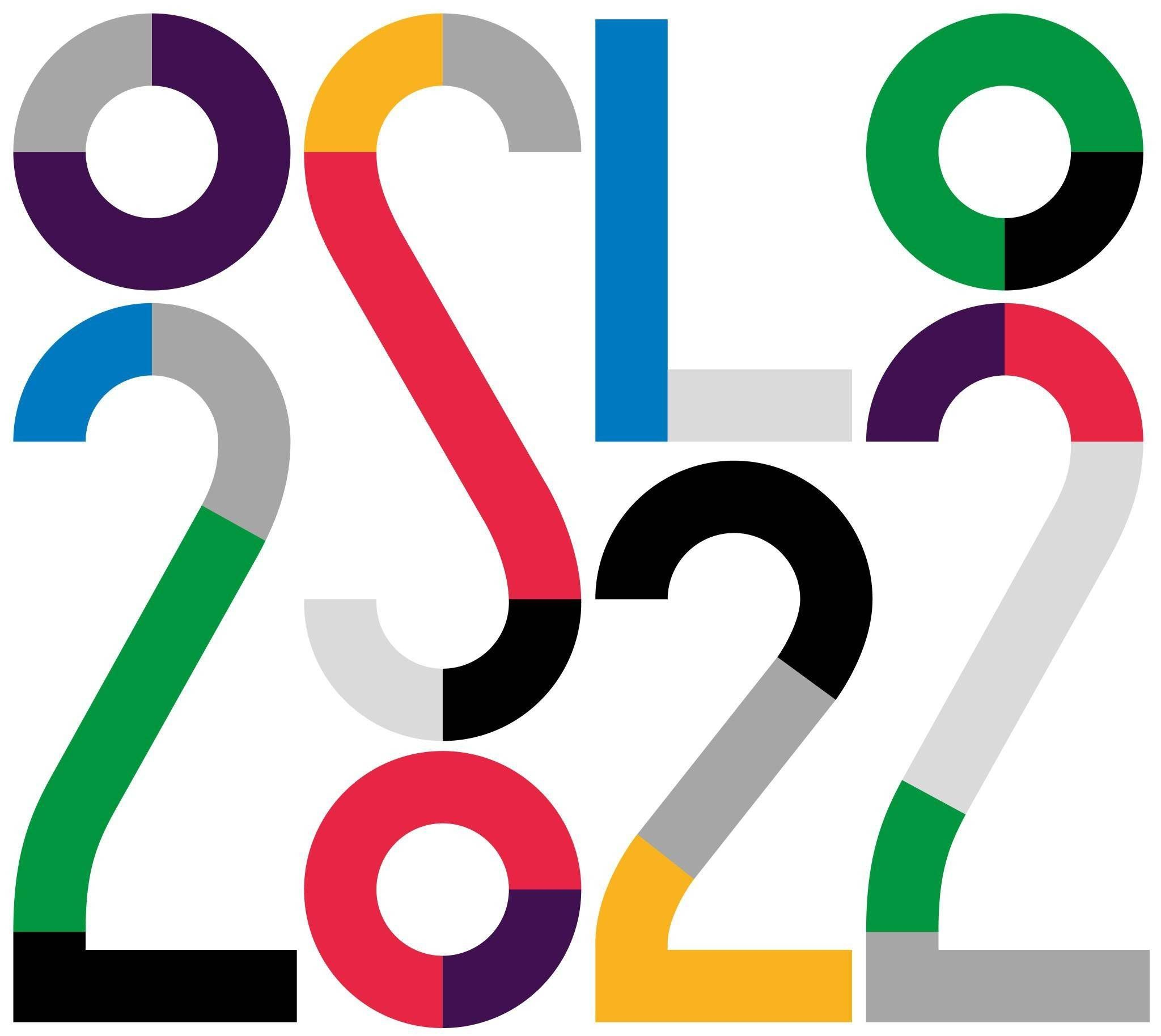 Snøhetta, Oslo 2022 Winter Olympics Olympic logo, Visual