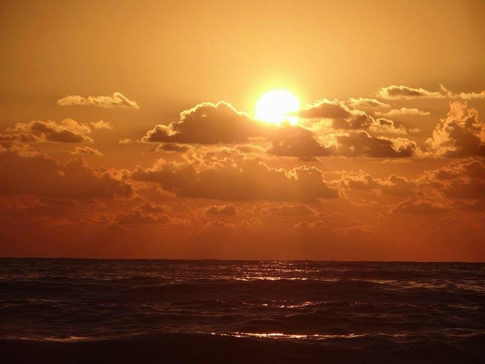 غروب الشمس من الرملة البيضاء بيروت Sunset Celestial Past