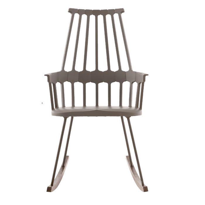 kartell patricia urquiola comback rocking chair panik design - Einfache Dekoration Und Mobel Interview Mit David Geckeler