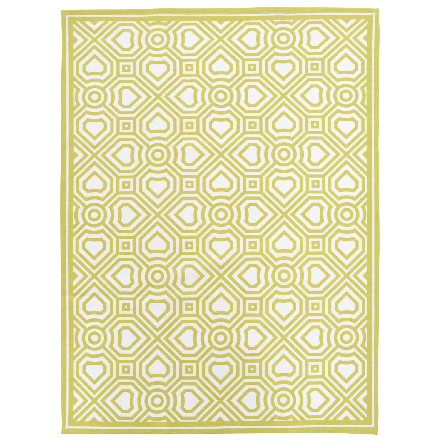 Heal S 1810 Lattice Parquet Green Set Of Two Tea Towels Contemporary Modern Furniture Colorful Furniture Tea Towels