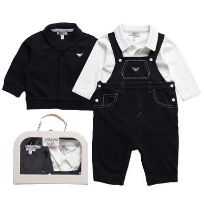 uk availability b3eda 394c6 So cute for a baby boy. From Armani Junior   Jungen   Cute ...