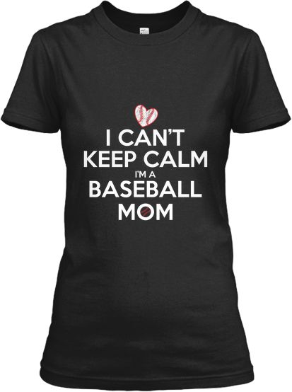 Can T Keep Calm Baseball This Is So Me