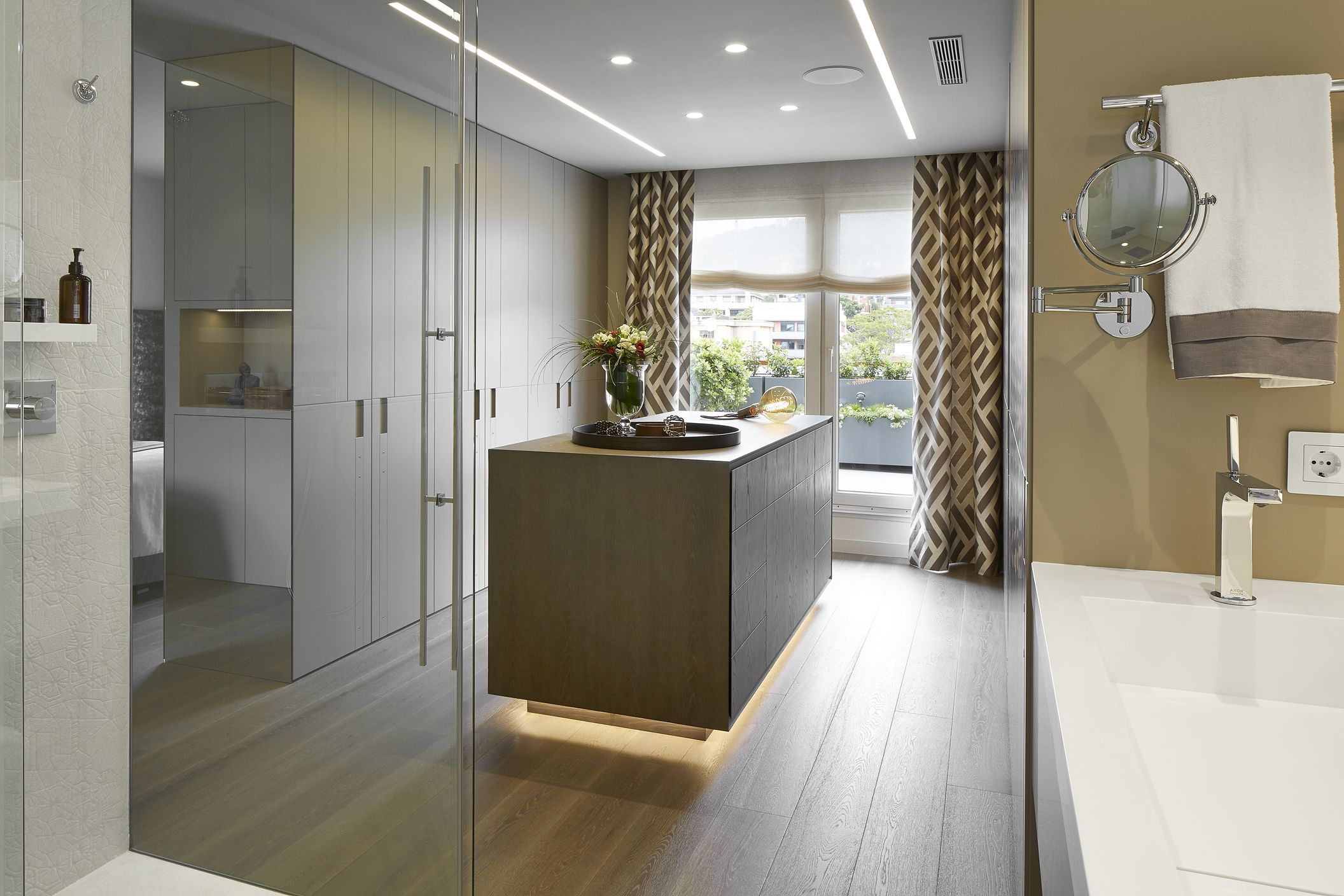 Molins interiors arquitectura interior interiorismo for Master interiorismo barcelona
