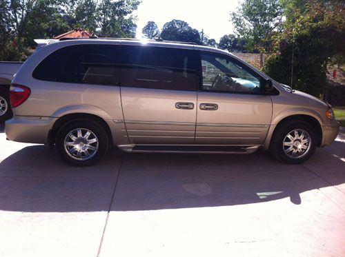 2006 Chrysler Town And Country Jamestown Ca 6745650345