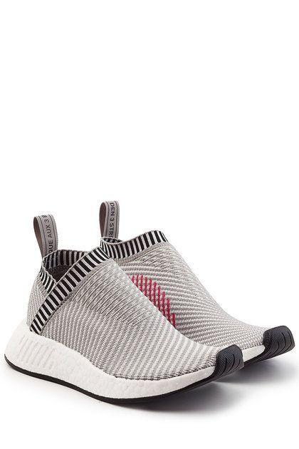 Adidas Originals NMD CS2 Primeknit Sneakers | STYLEBOP New